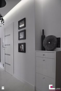 Hol / Przedpokój styl Glamour - zdjęcie od CUBE Interior Design - Hol / Przedpokój - Styl Glamour - CUBE Interior Design