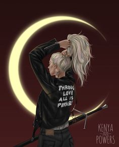 Likes, 57 Comments - 22 Sara J Maas, Sarah J Maas Books, A Court Of Mist And Fury, Fanart, Throne Of Glass Series, Crescent City, City Art, Book Characters, Book Nerd
