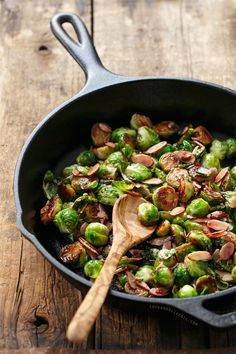 Tart cherry glazed brussels sprouts food food ideas recipes tart food pictures food recipes brussel sprouts