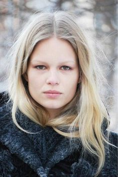 Anna Ewers, Jon Kortajarena, Shades Of Blonde, Hair Inspo, Vip, Beautiful People, Girls, Make Up, Fotografia