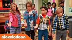 Siblings: Expectations vs. Reality w/ Lizzy Greene, Aidan Gallagher & the Rest of NRDD | Nick - YouTube