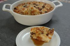 Simple no fuss bread and butter pudding @ http://allrecipes.co.uk