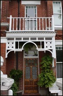 Canopies Door Entrances u0026 Porches - Georgian stone pediments Victorian u0026 edwardian porches & ironwork canopies - Google Search | front porches | Pinterest ...