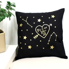 Personalised Constellations Cushion