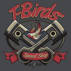 T-Birds' Speed Shop