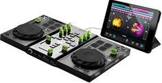 Consola Controlador Dj Hercules Air Ipad Placa Audio Os Pc - $ 4.900,00