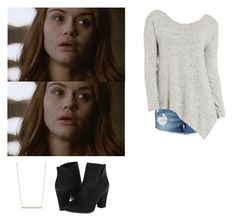 """Lydia Martin - tw / teen wolf"" by shadyannon ❤ liked on Polyvore featuring Sydney Evan"