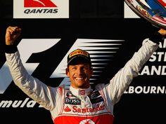 Formula 1 Australian GP Race