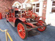 An old beauty. Fire Dept, Fire Department, Fire Equipment, Fire Prevention, Rescue Vehicles, Volunteer Firefighter, Fire Apparatus, Emergency Vehicles, Fire Engine