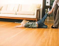 """A Mom's Guide to Toddler Discipline--this is an amazing article. I'm already doing like one or two things with Mel. The others presented forehead-smacking """"duh"""" moments for me. I like the reinforcement of empowering both child and parent."""