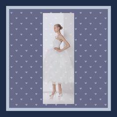 Ispirazione anni 50...il trionfo del corto Alessandro Tosetti www.tosettisposa.it Www.alessandrotosetti.com #abitidasposa #wedding #weddingdress #tosetti #tosettisposa #nozze #bride #alessandrotosetti