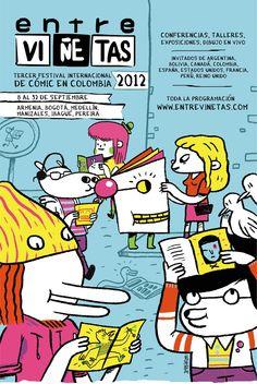 Festival Internacional de Cómic 'Entreviñetas'