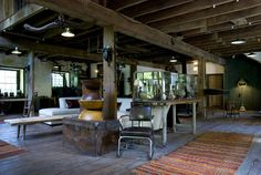Rustic. Gorgeous. Oswalds Mill - Mill Tour