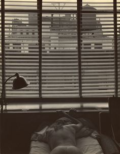 Edward Weston (American, 1886-1958) New York Interior, 1941