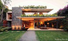 Casa/Sierra Fria/México/D.F/Jose Juan Rivera Rio/Arquitecto