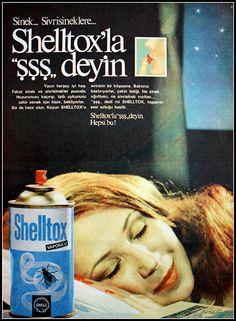 Nostalgia, Pest Management, Old Ads, Sans Serif, Vintage Advertisements, Istanbul, Turkey, Childhood, Advertising