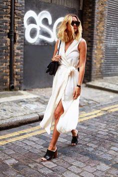 Gardrop Kedisi: Trend: Anvelop elbise