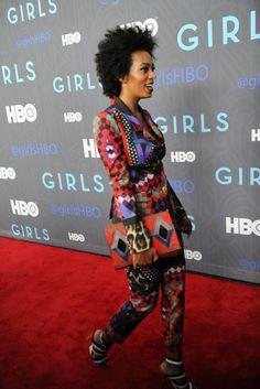 Lena Dunham and Co. Toast 'Girls' Season Two - Slideshow - WWD.com