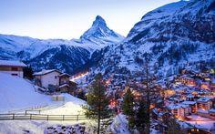 The short-haul bucket list: 30 places in Europe: Matterhorn, Switzerland
