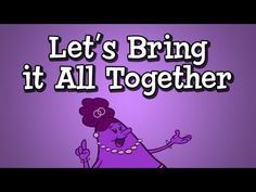 """▶ Conjunction Song from Grammaropolis - """"Let's Bring It All Together"""" - YouTube"""
