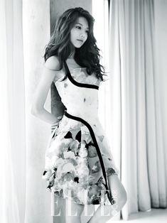 Grils' Generation's Sooyoung Elle Korea Magazine September Issue '13