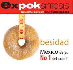 Ocupa México primer lugar mundial en obesidad; supera a EU http://www.expoknews.com/2013/06/06/ocupa-mexico-primer-lugar-mundial-en-obesidad-supera-a-eu/