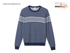 MONEYBACK MEXICO.Is one of the bestseller jerseys from LACOSTE this season. With a herringbone and tennis motifs design evoking the tennis net, bold graphics, color contrast and a modern silhouette, it's a garment that immediately attracts attention and very comfortable as well. Look for it in LACOSTE Mexico and begin the process to obtain a money refund withMoneyback.#moneybackwww.moneyback.mx   MONEYBACK MÉXICO.Es uno de los jerseys más vendidos de LACOSTEen esta temporada, con su diseño…
