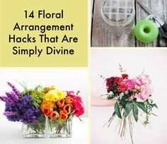 14 Floral Arrangement Hacks That Are Simply Divine