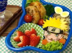 Zeruda's Wonderland: Naruto Bento