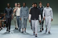 Influenced Fall/Winter 2016 - South Africa Fashion Week | Male Fashion Trends