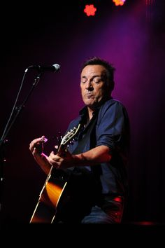 Bruce Springsteen Photos: 7th Annual Stand Up for Heroes Event