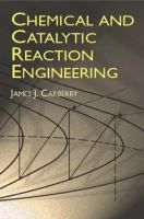 """Chemical and Catalytic Reaction Engineering"" James J. Carberry. Designed to give chemical engineers background for managing chemical reactions, this text examines the behavior of chemical reactions and reactors; conservation equations for reactors; heterogeneous reactions; fluid-fluid and fluid-solid reaction systems; heterogeneous catalysis and catalytic kinetics; diffusion and heterogeneous catalysis; and analyses and design of heterogeneous reactors. 1976 edition. #novetatsfiq"