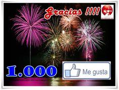 Hemos alcanzado los 1000 me gusta en #Facebook !!! Muchas Gracias  www.facebook.com/DVDmusic