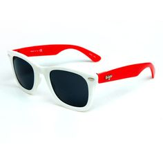 Adventurers Shades White by 4sight Sunglasses