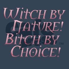 Shop Witch Bitch Feminine Wiccan Light T-Shirt designed by My Wiccan Wiccan Ways Pagan Decor, Clothes Gifts.