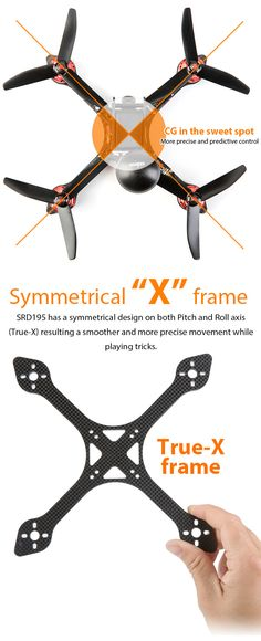 Storm Racing Drone (RTF / SRD195 / CleanFlight) http://www.helipal.com/storm-racing-drone-rtf-srd195-cleanflight.html