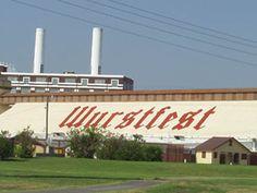 Wurstfest in New Braunfels, Texas