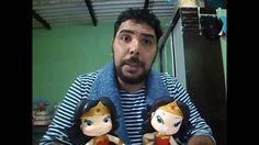 DIY Passo a Passo da Mulher Maravilha - YouTube