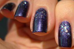 31 Day Nail Art Challenge - Glitter Nails!