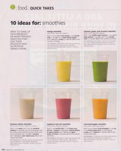 smoothies How To Make Smoothies, Fruit Smoothies, Juice Smoothie, Smoothie Drinks, Healthy Smoothies, Healthy Drinks, Making Smoothies, Mixed Fruit Smoothie, Healthy Snacks