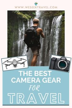 A detailed guide to help you pick camera gear for travel. Includes tips on choosing travel camera equipment, with options for varying budgets and photography styles.