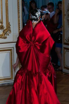 Alexis Mabille Details HC AW'13