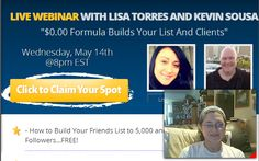 Webinar Invitation: $0.00 Formula Builds Your List And Clients #ThatSAYsItAll #OnlineBusinessManager #WebinarInvitation
