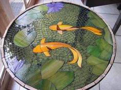 1000 images about koi fish and goldfish on pinterest for Koi fish pool table