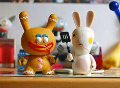 Inspiration: 50 fantastic vinyl toys - Blog of Francesco Mugnai