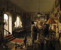 Vida Gábor, The Antique Dealer
