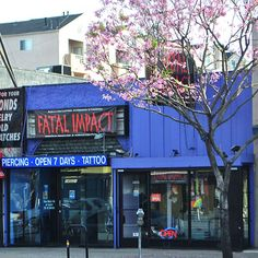 Fatal Impact Parlor Salon in Sherman Oaks, (818) 390-7912, offers medical grade ear, nose and body piercing in a sterile, clean environment. Great place. All piercings range from $35 to $75 including jewelry. Ask about their monthly specials. #earpeircingla #bodypiercing