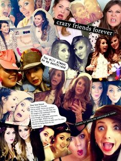 Louise and zoella.best friendship ever! Forever Yours, Friends Forever, Saccone Jolys, Dear Best Friend, Zoe Sugg, British Youtubers, Crazy Friends, Tyler Oakley, Best Friendship