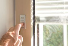 I-tec SmartWindow-Technologies for more comfort and a healthier home. I-tec locking renders levering of windows impossible. I-tec ventilation ensures fully automatic comfortable and energy-efficient airing according to demands. I-tec shading for sun protection without external power source. And last but not least I-tec SmartWindow, the intelligent building control, enables you to easily and conveniently operate your ventilation and shading via Smartphone or tablet. #internorm #innovation Innovation, Energy Efficiency, Sun Protection, Smartphone, Windows, Technology, Building, Future, Tecnologia