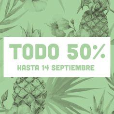 TODO AL 50% en Tonala ^_^ http://www.pintalabios.info/es/descuentos-cupones/view/es/134 #Descuento #Moda